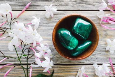 Malachite minerale